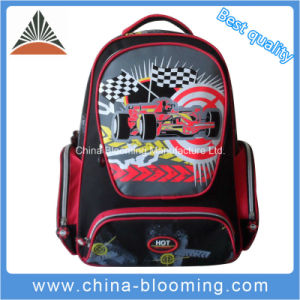 Teenage Cartoon Back to School Bag Student Double Shoulder Backpack pictures & photos