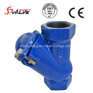 Bsp Screw End Ball Check Valve Dn32 pictures & photos