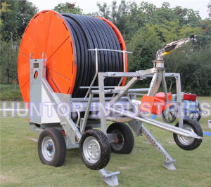Retractable Sprinkler Hose Reel Irrigation System (HT7034) pictures & photos