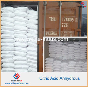 Chinese Manufacture Citric Acid Anhydrous E330/USP/FCC/Bp/Ep pictures & photos