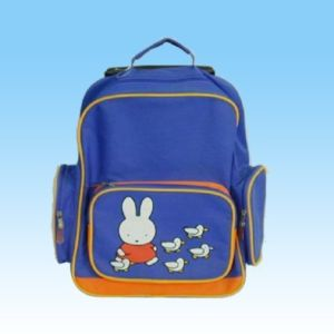 High Quality Fashion Polyester Trolley Student School Backpack Bag