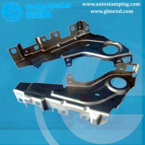 Stamping Tool for Auto Upholstery Trim Sections