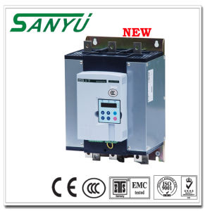 Sanyu 2015 New Economic with out by-Pass Connector Soft Starter Sjr2075 pictures & photos