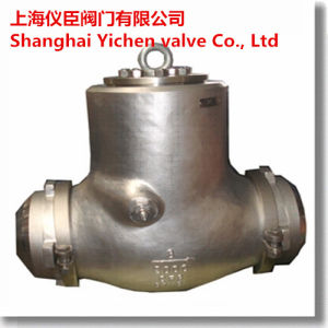 10in 1500lb Pressure Seal Forged Steel Swing Check Valve pictures & photos