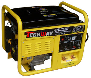 5kw Gasoline Generator and Weld pictures & photos