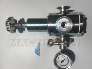 Sanitary Adjustable Pressure Relief Safety Valve (ACE-AQF-6S) pictures & photos