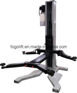 Mobile 1 Post Car Lift/ Car Lift/Ce 2.5ton Car Lift Capacity pictures & photos