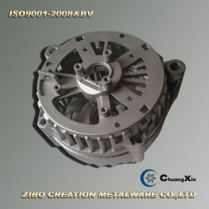 Aluminum Casting Alternator Housing Kamaz Heavy Truck Alternator Housing pictures & photos