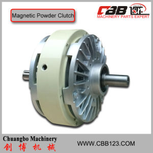 Best Quality Double-Shaft Magnetic Powder Clutch pictures & photos