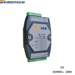 6-Channel Thermal Resistance Module Use for Temperature Acquisition R-8336 pictures & photos