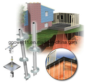 Helical Pier System for Solar Foundation pictures & photos