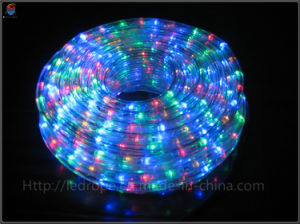 3 Wires LED Round Rope Lighting