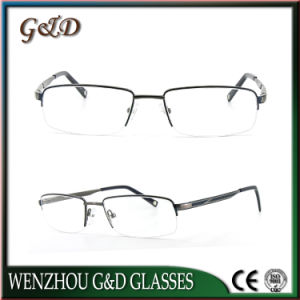 New Metal Opticalframe Eyeglass Eyewear 44-763 pictures & photos