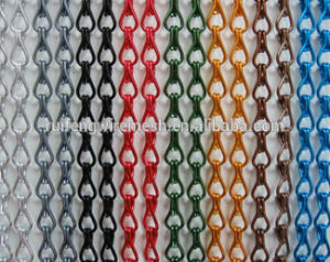 Colourful/Decorative/Stainless Steel/ Metal/ Chain Link Curtain Mesh pictures & photos