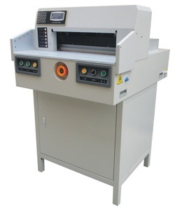 Electric Paper Cutting Machine (GT-670V) pictures & photos