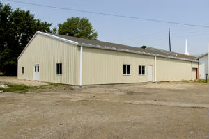 Storage Warehouse for Construction Site Contractors Auto CAD Drawing Steel Workshop pictures & photos