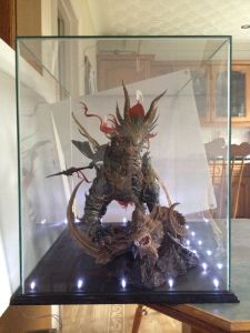 Customized Dargon Model with Game Character pictures & photos