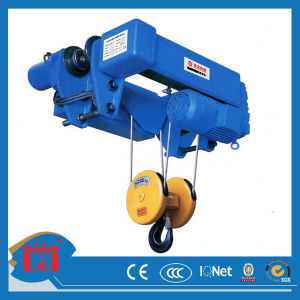 Wire Rope Hoist Electric Hoist 5t 10t 15t pictures & photos