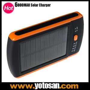 6000mAh Portable Mobile External Battery Charger for Mobile Cell Phone