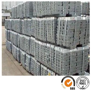 Cheap Lead Ingot Pure and Remelted Lead Ingot 99.99%Pb pictures & photos