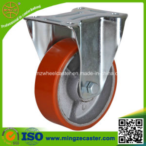 Competitive Price Heavy Duty Cast Iron Wheel Caster pictures & photos