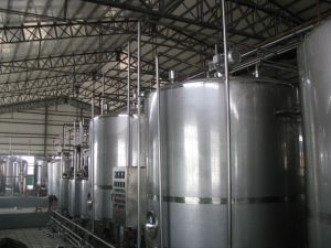 Full Automatic 1000L/H Almond Milk Processing Line pictures & photos