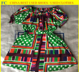 Export Quality Wholesale Used Clothing for Africa Market (FCD-002) pictures & photos