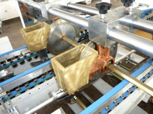 Corrugated Paper Folder Gluer (SHH-E)