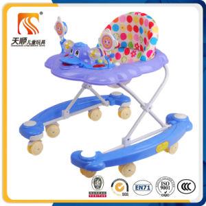 Tianshun Children Car Toys Factory Plastic Baby Walkers pictures & photos