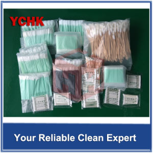Cleanroom Clean Keyboard Polyester Swab Brush Cleaning Swabs pictures & photos