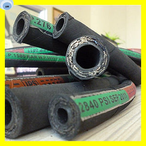 High Tensile Steel Wire Hose Synthetic Rubber Hose 1/4 Inch pictures & photos
