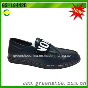 Latest Men Shoes Pictures Design From Golden China Supplier pictures & photos
