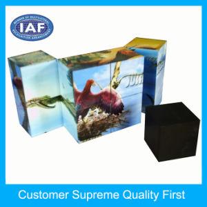 Children Toy 70*70*70mm Plastic Puzzle Cube pictures & photos