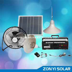DC Solar Light System for Home Use pictures & photos