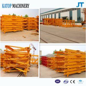 Qtz63 Series Tc5013 Crane 6t Load 50m Boom Tower Crane pictures & photos