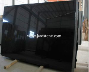 Absolute Black Granite for Tombstone pictures & photos