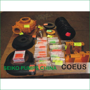 Coeus Horizontal Slurry Pump Parts