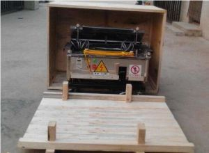 Automatic Rendering Machine / Wall Rendering Machine Price pictures & photos