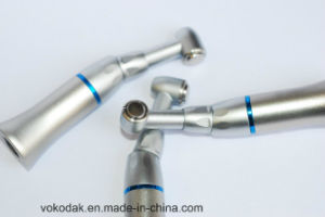 Best Quality Good Price Dental Contra Angle Handpiece with Pushbotton pictures & photos