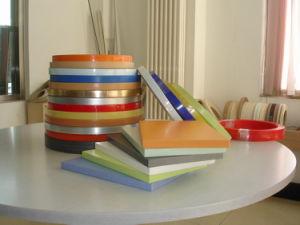 Solid Color PVC Edge Banding pictures & photos