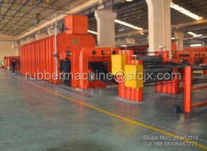 1.8m Width Conveyor Belt Hydraulic Press/ Conveyor Belt Making Machine pictures & photos