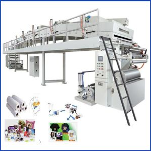 Coatd Paper, Glossy Photo Paper Production Machinery pictures & photos