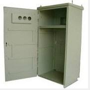 Custom Sheet Metal Power Distribution Cabinet