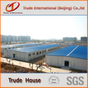 H Steel Shell Frame Modular/Mobile/Prefab/Prefabricated Warehouse/Storage pictures & photos