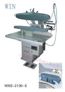 High Efficiency Suit Computer Control Press Machine (lap) with Super Ironing Effect