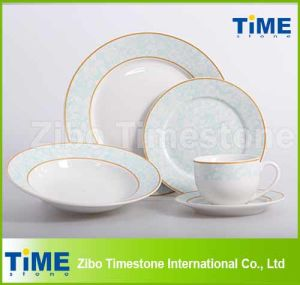 Chinese Luxury Porcelain Ceramic Tableware (ZQ14082601) pictures & photos