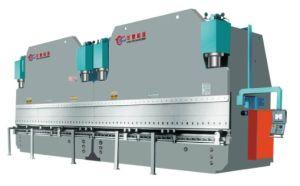 CNC Hydraulic Tandem Press Brake pictures & photos