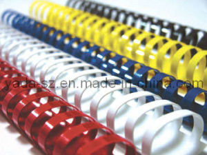 PVC Plastic Binding Comb Ring pictures & photos