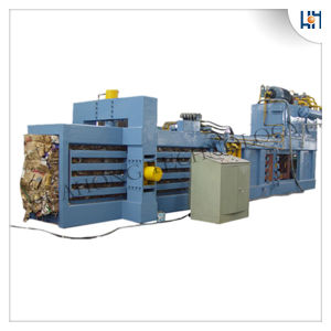 Full Automatic Horizontal Baler Machine pictures & photos