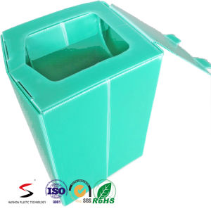 Antimicrobial Water Resistant Emergency Toilet Corrugated Plastic Simple Toilet pictures & photos